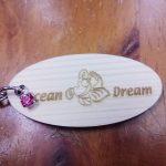 ショップロゴのネームタグ:Ocean Dreamさま